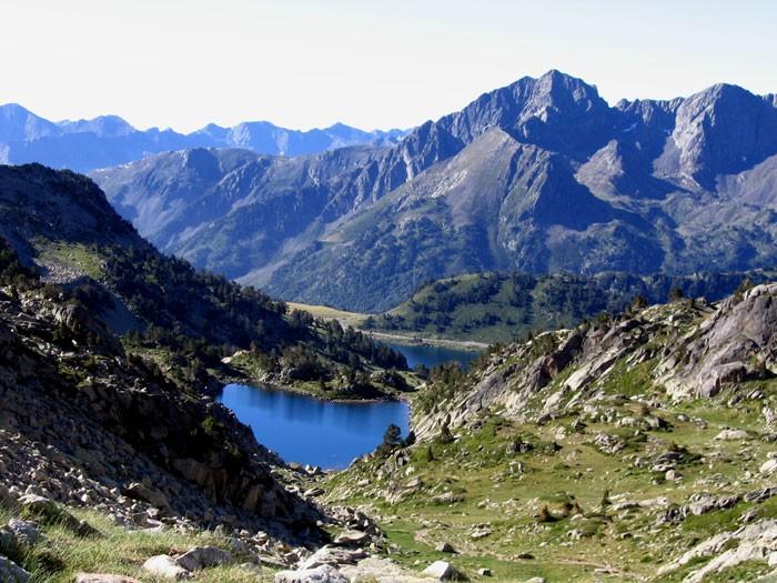Lacs : Aumar et Aubert