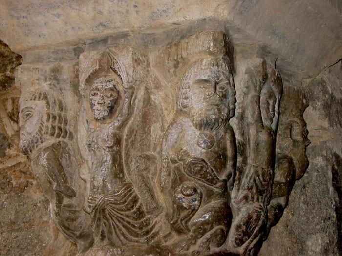 Salomé à l'Abbaye Saint-Martin du Canigou