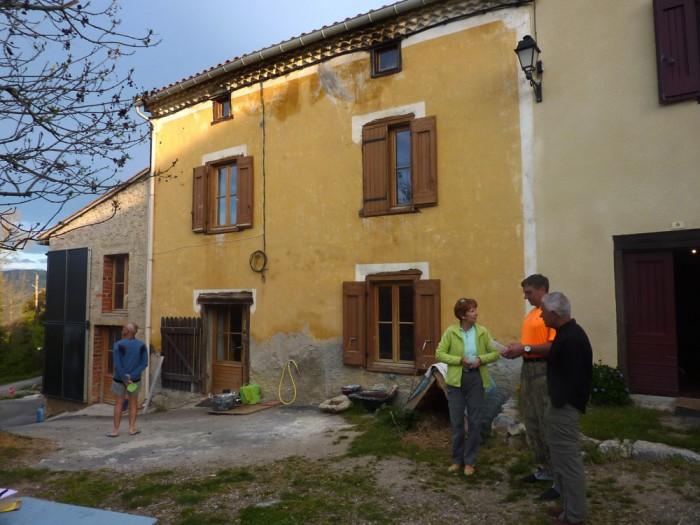 La maison jaune, Quirbajou