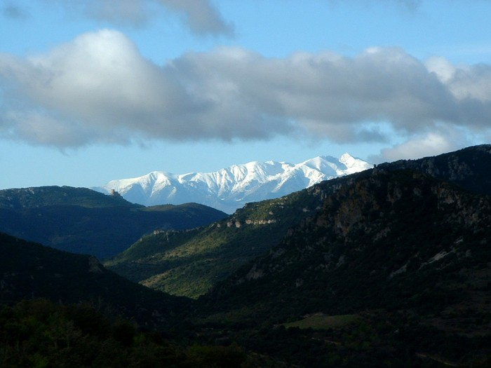 Canigou (photo: Peter Shield)