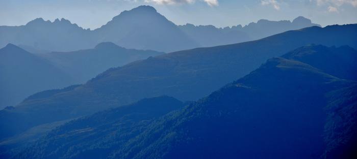 Ariège, près d'Andorre