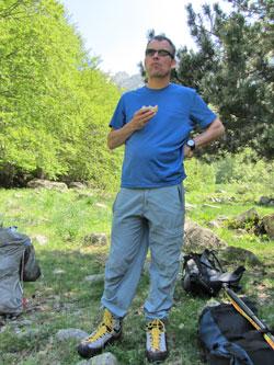 Phil James of Hike Pyrenees