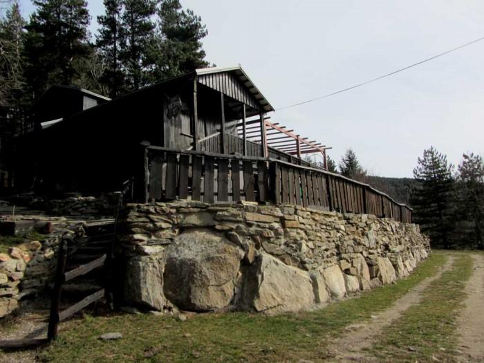 Chalet-refuge des Albères