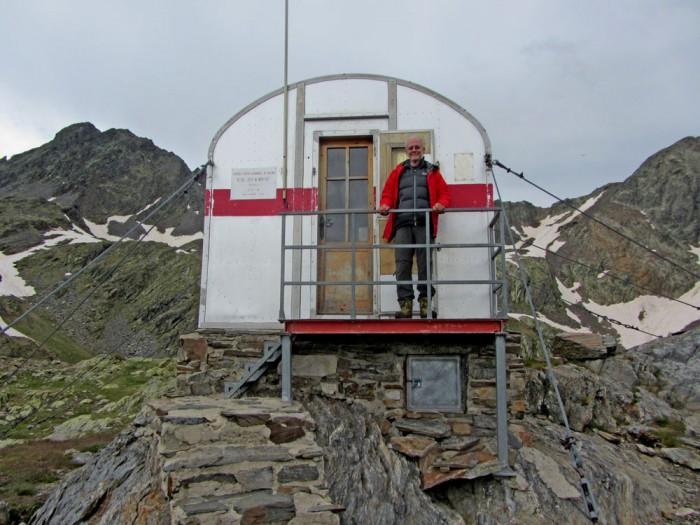 Baiau hut (GR11)
