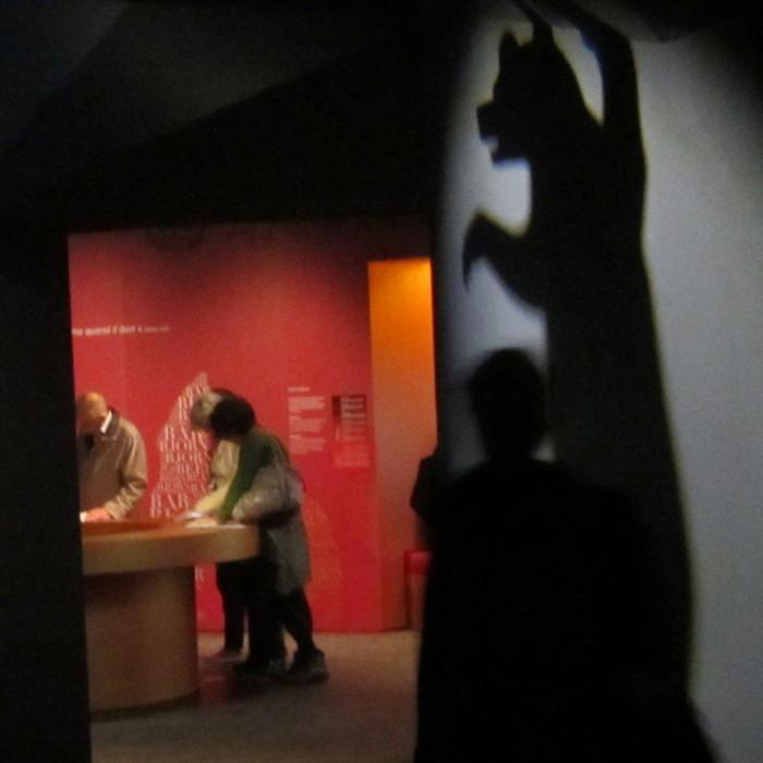 Selon les éleveurs, le spectre de l'ours plane sur les Pyrénées, ici au Muséum de Toulouse