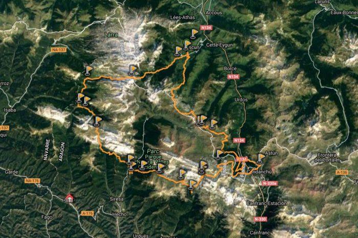 Mon sentier de Camille sur Wikiloc (trace GPS)
